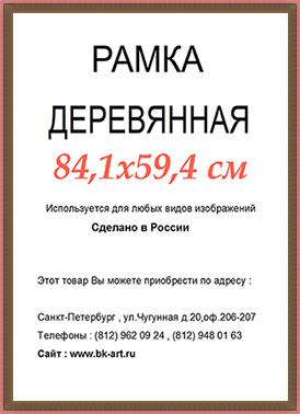 Рама СП114 формат А1