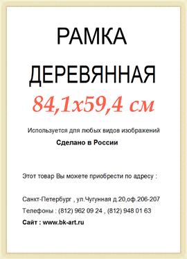 Рама СП117 формат А1