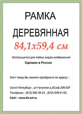 Рама СП118 формат А1