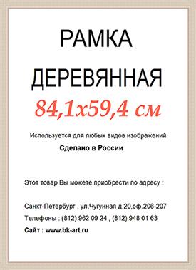 Рама СП121 формат А1