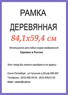 Рама СП14 формат А1