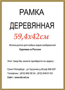 Рама СП22 формат А2