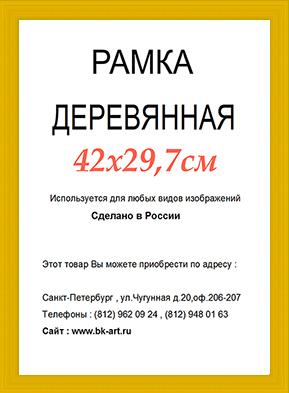 Рама СП310 формат А3