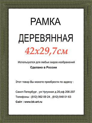 Рама С312 формат А3