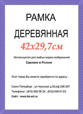Рама СП34 формат А3