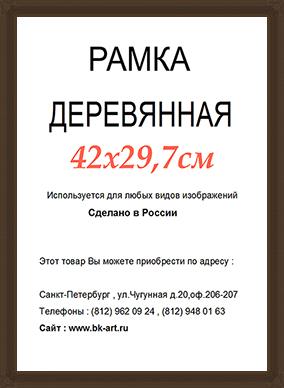 Рама СП39 формат А3