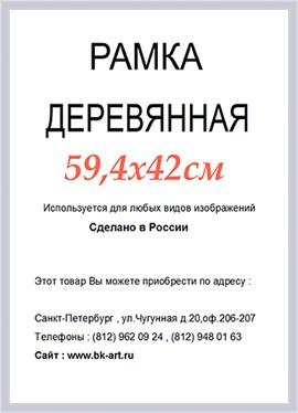 Рама СП26 формат А2