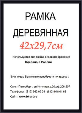 Рама СП38 формат А3
