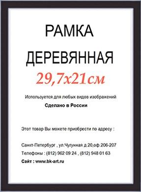 Рама СП420 формат А4